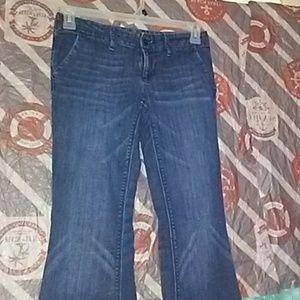 Premium Denim Flare pants